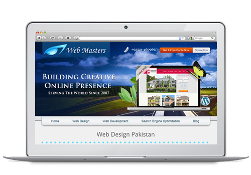 web design company pakistan